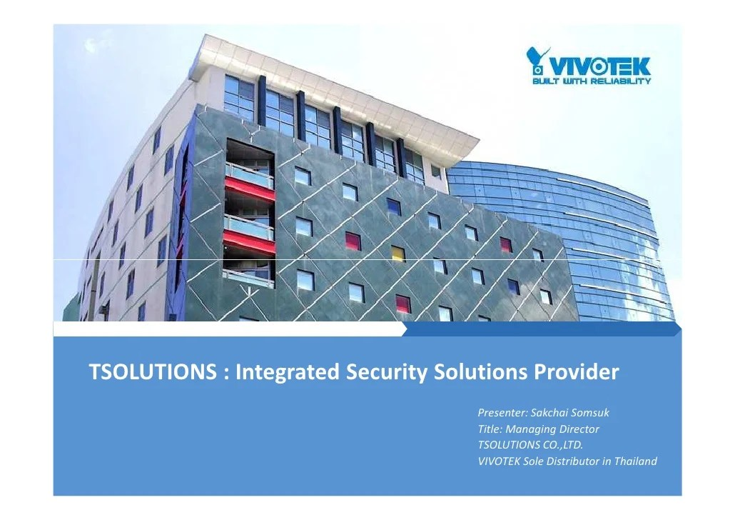 Integrity Security Solutions