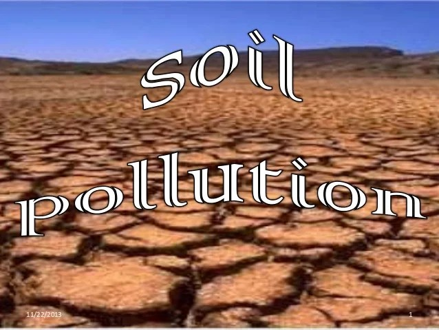 Effects Soil Erosion