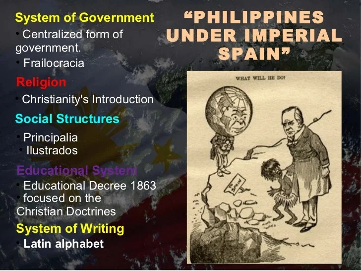 19th century philippines social structure