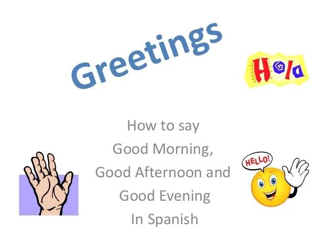 How Say Share Spanish