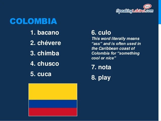 How Say Awesome Spanish