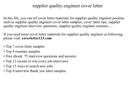 Cover Letter Templates » how to write a cover letter for engineering ...