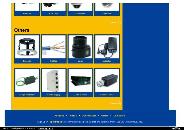 Security Equipment Philippines