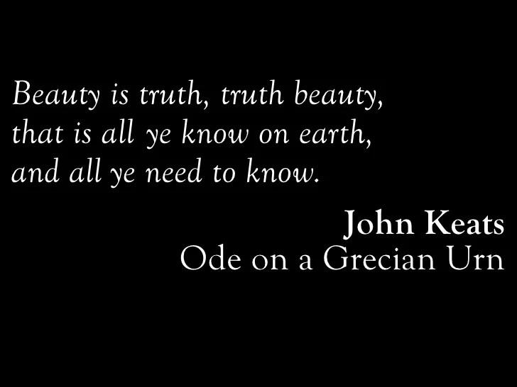 Ode Grecian Urn Notes