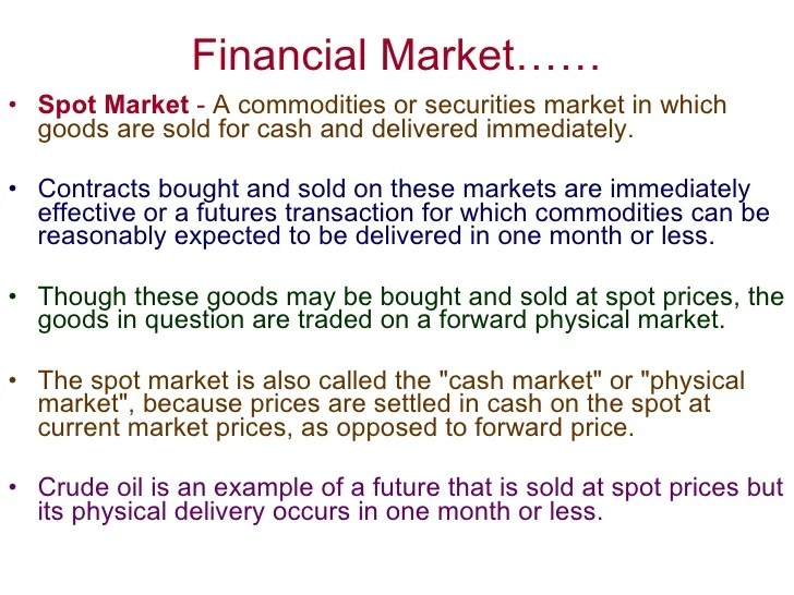Trading Securities Meaning
