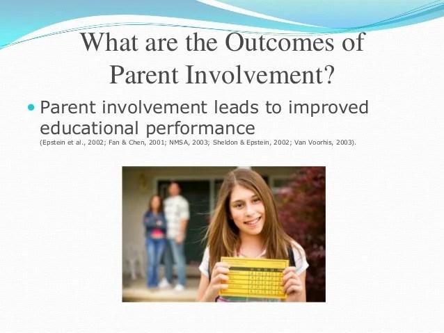 Epstein Parental Involvement