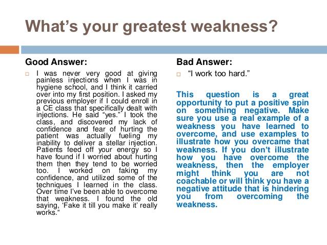 Work Related Strengths Examples Blackdgfitness