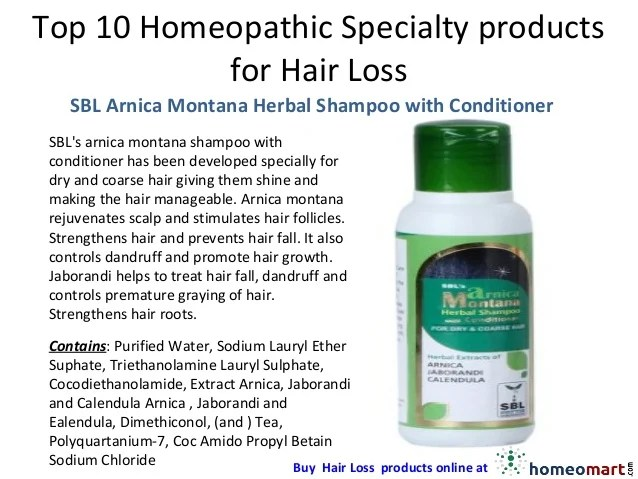 Top 10 hair loss products for hair fall treatment