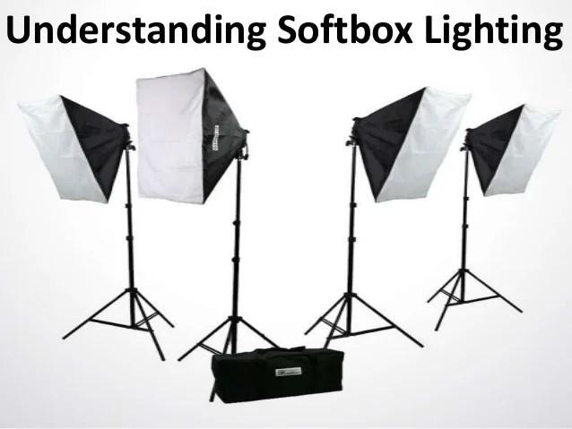 Portrait Lighting Umbrella Vs Softbox