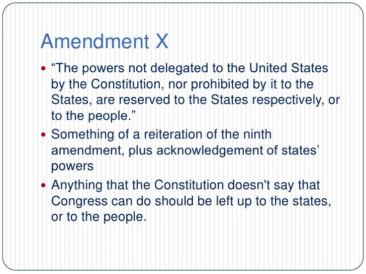 Amendment Ix Rights Retained People
