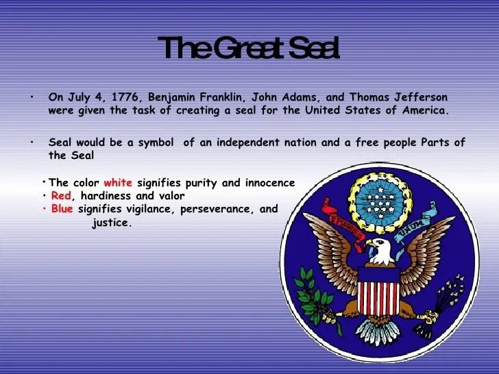 Great Images Benjamin Seal Franklin Jefferson Thomas