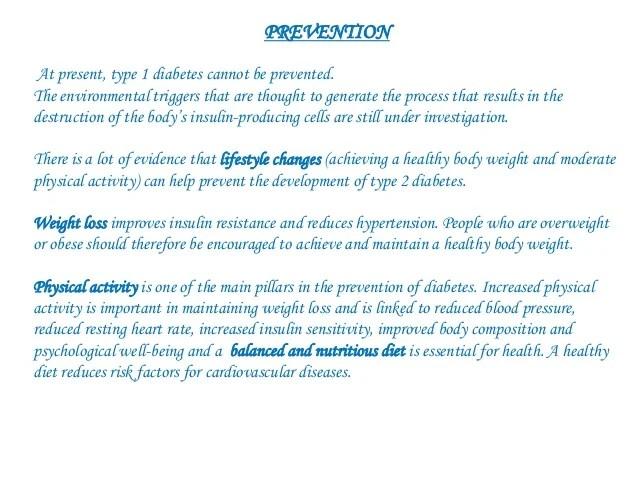 World Diabetes Day, 14th November 2014