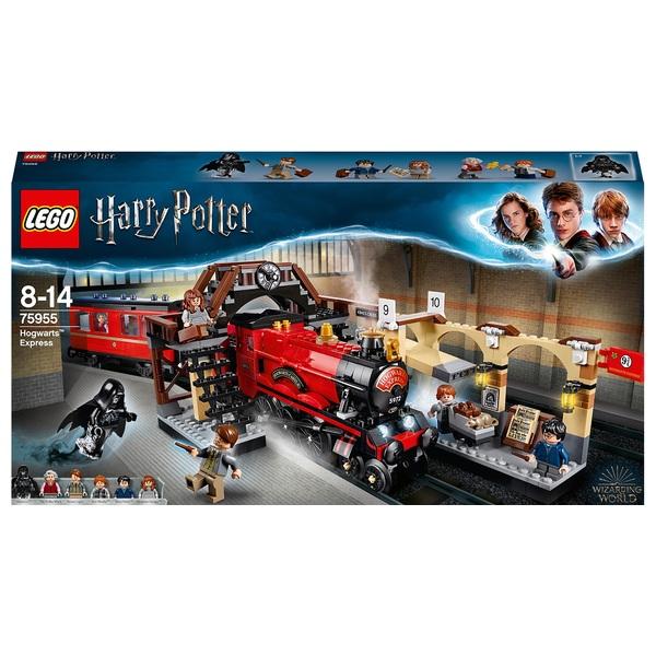 LEGO 75955 Harry Potter Hogwarts Express - LEGO Harry ...