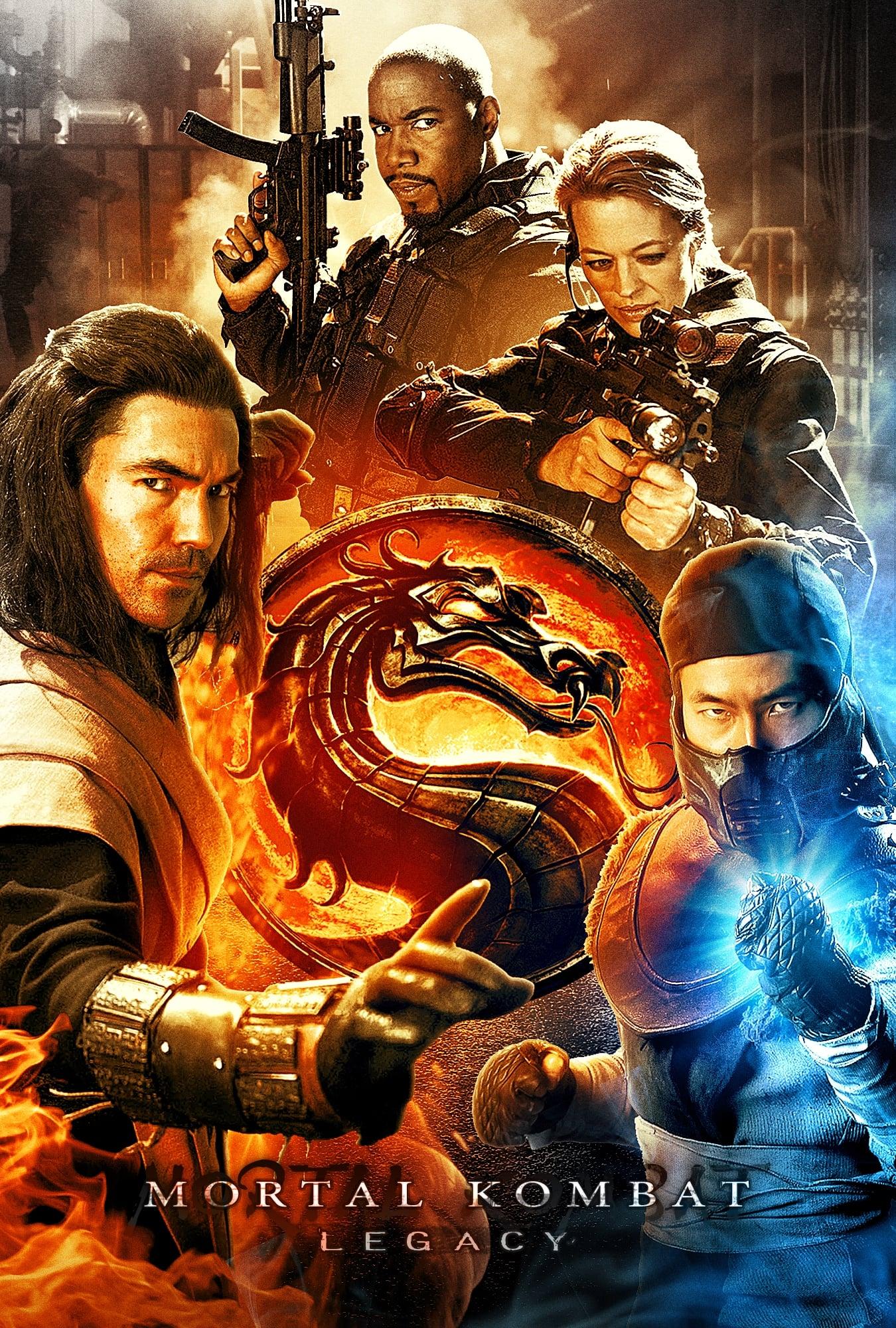 Mortal Kombat: Legacy (TV Series 2011-2013) - Posters ...