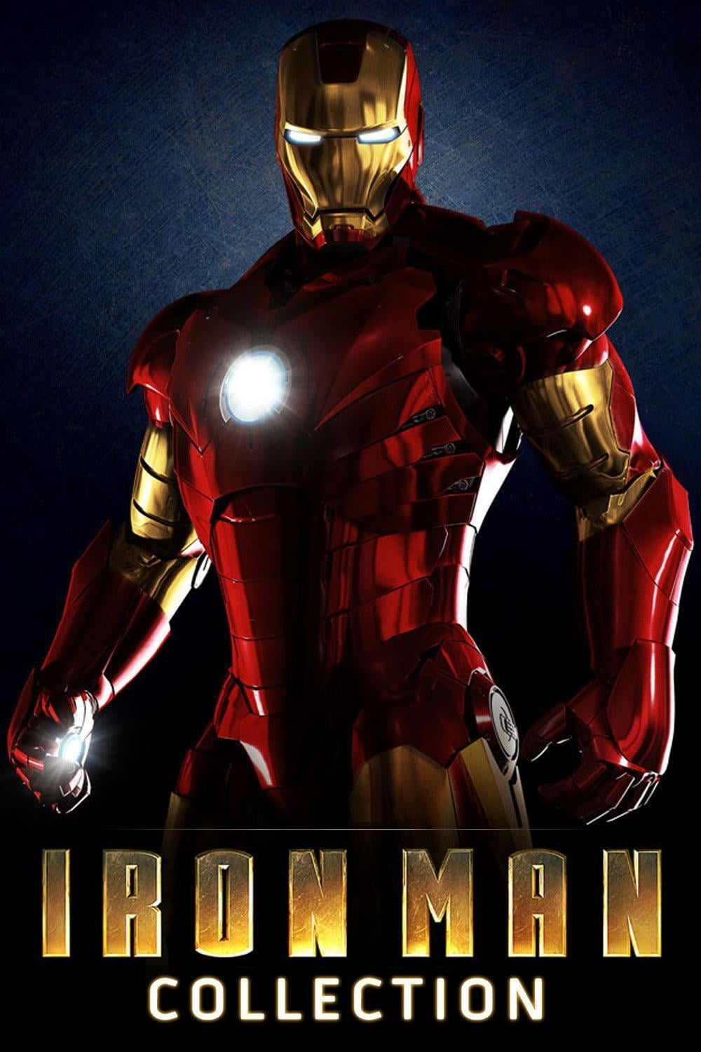 Iron Man Collection (2008-2013) - Posters — The Movie ...