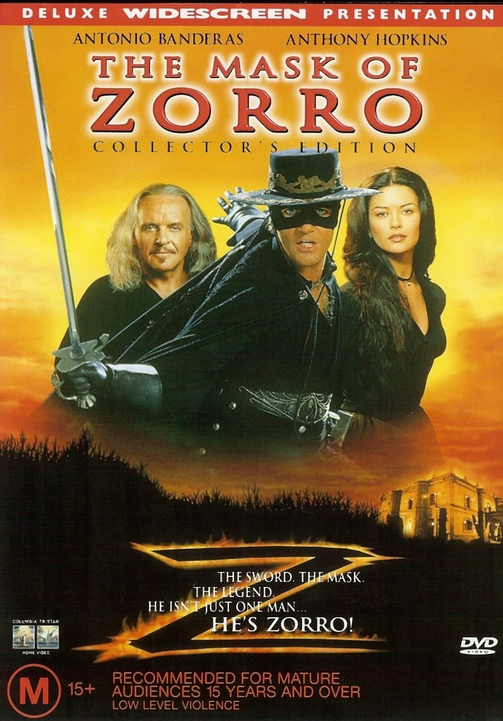 The Mask Of Zorro 1998 Posters The Movie Database Tmdb
