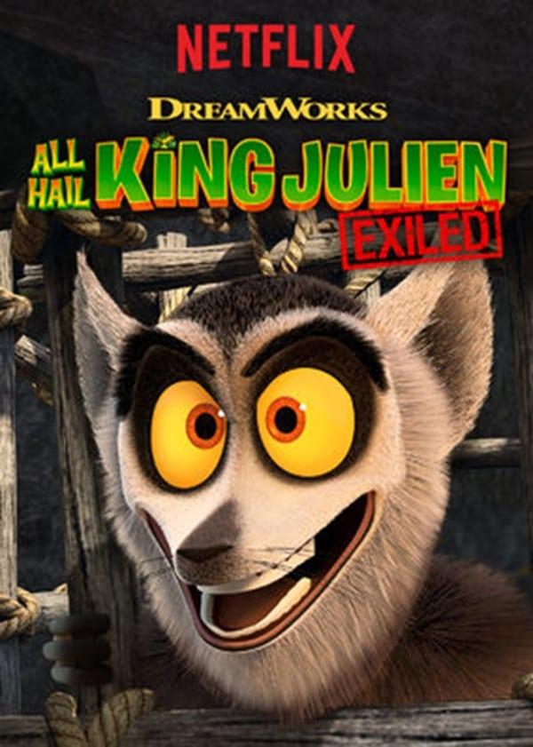 All Hail King Julien Exiled