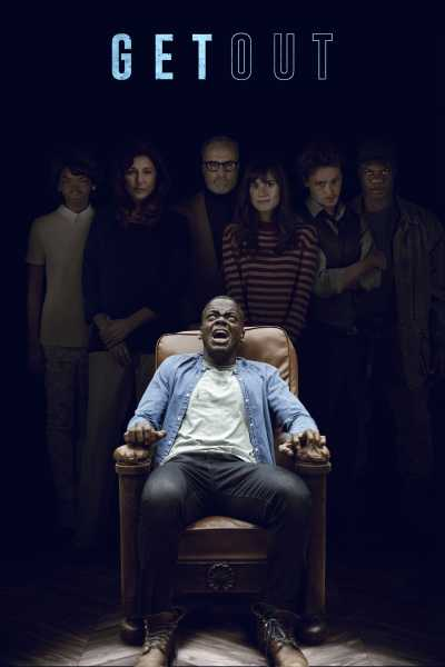 Get Out (2017) - Posters — The Movie Database (TMDb)