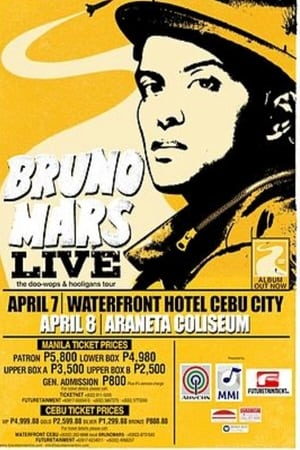 Bruno Mars -doo wops and hooligans tour (1970)