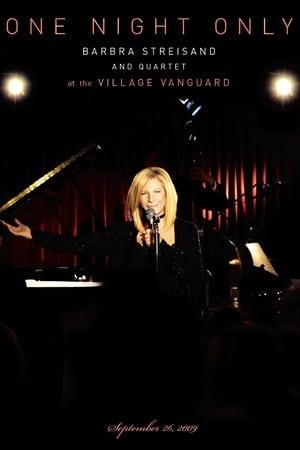 Barbra Streisand - Night Only at The Village Vanguard (2010)