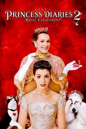 The Princess Diaries 2: Royal Engagement (2004)