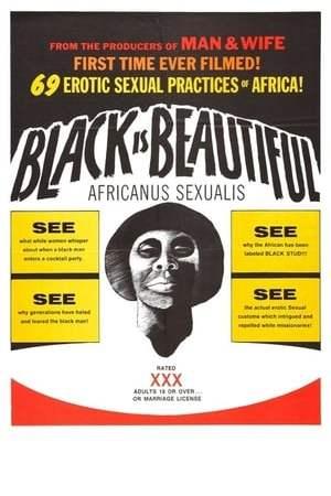 Black is Beautiful - Africanus Sexualis (1970)