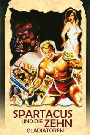 Spartacus and the Ten Gladiators (1964)