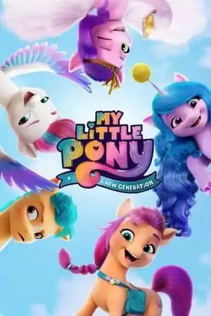 My Little Pony: A New Generation (2021)