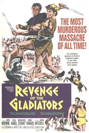 The Revenge of the Gladiators (1964)