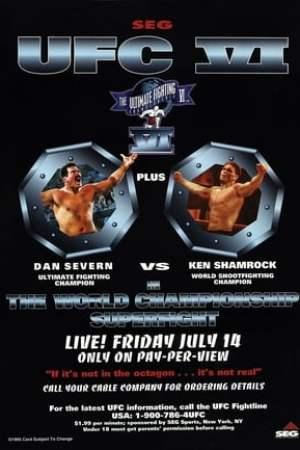 UFC 6: Clash Of The Titans (1995)