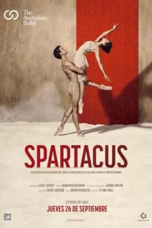 Spartacus - The Australian Ballet (2019)