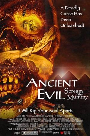 Ancient Evil: Scream of the Mummy (1999)