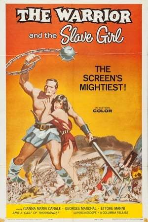 The Warrior and the Slave Girl (1959)