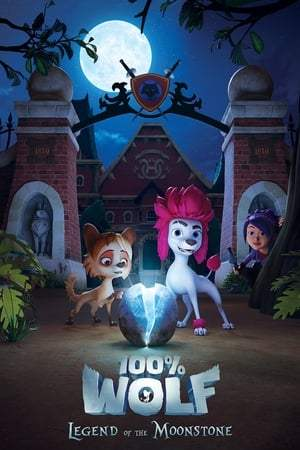 100% Wolf: The legend of the Moonstone (2020)