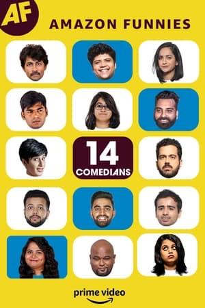 Amazon Funnies - 10 Minute Standups (2020)