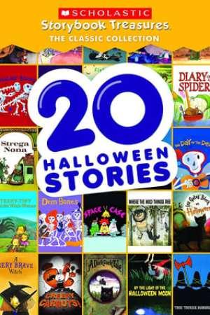 Scholastic Storybook Treasures - 20 Halloween Stories (2009)