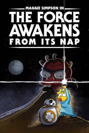Maggie Simpson in The Force Awakens from Its Nap (2021)