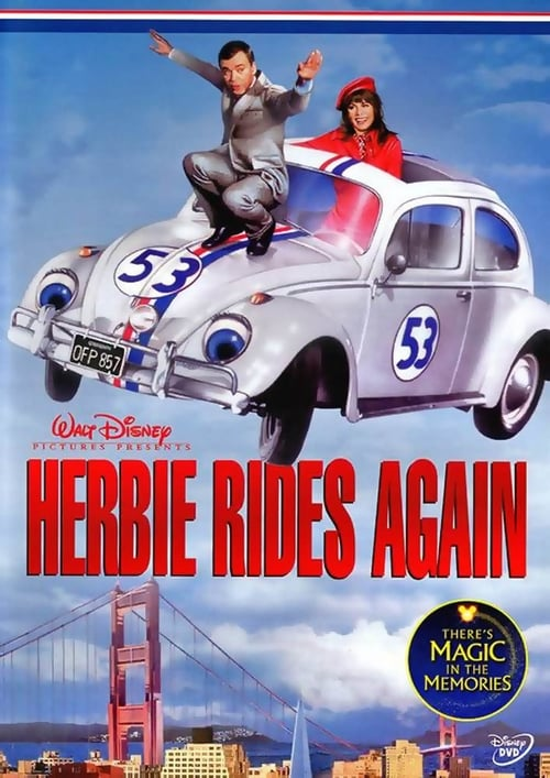 Herbie Rides Again Movie Review and Ratings by Kids
