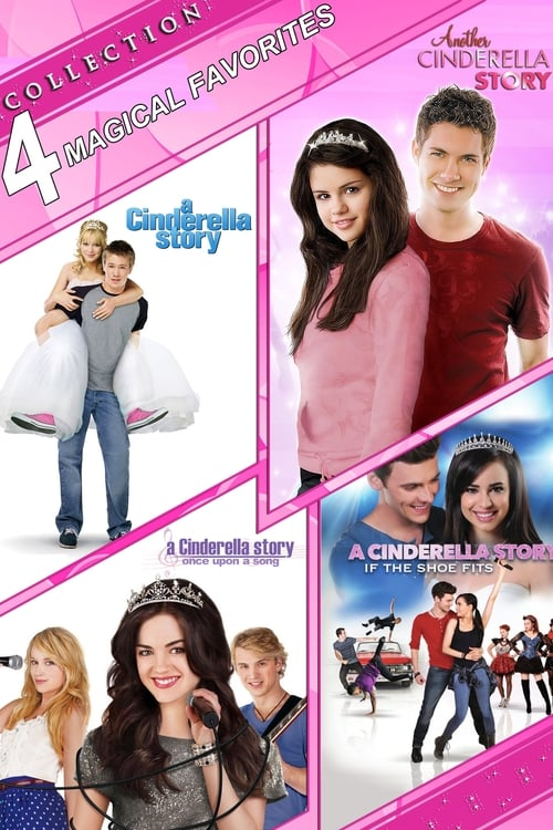 Cinderella Story Collection (2004-2016) — The Movie ...