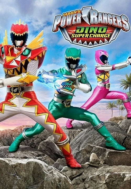 Charge Power Chase Rangers Dino Super Randall