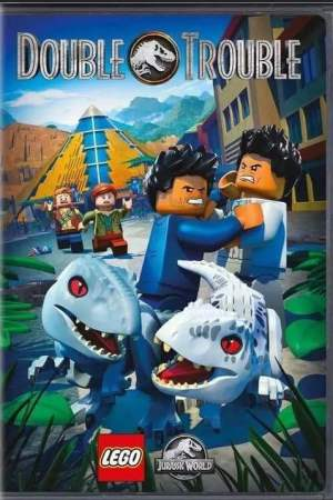 Lego Jurassic World : Double Trouble