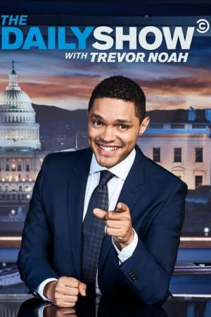 The Daily Show with Trevor Noah (1996)