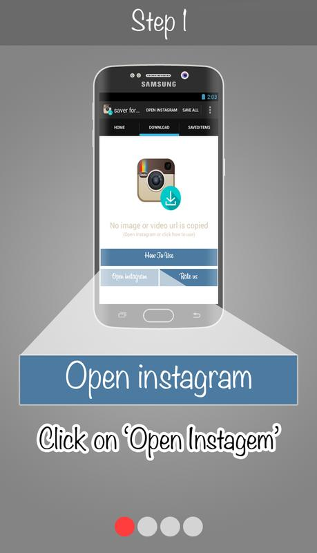 Insta saver APK Download - Free Photography APP for ...