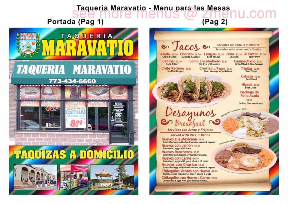 Fast Food Restaurants 60629