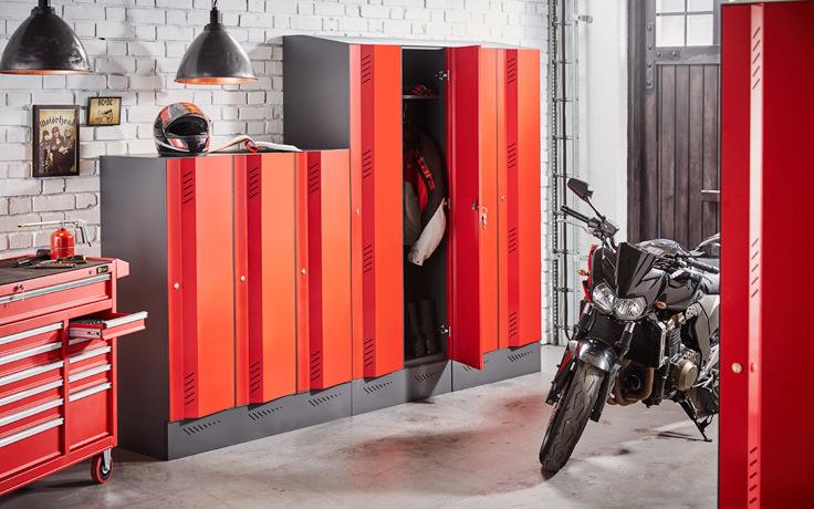 CREATE Schränke für kreative Einrichtung AJ Produkte Deutschland