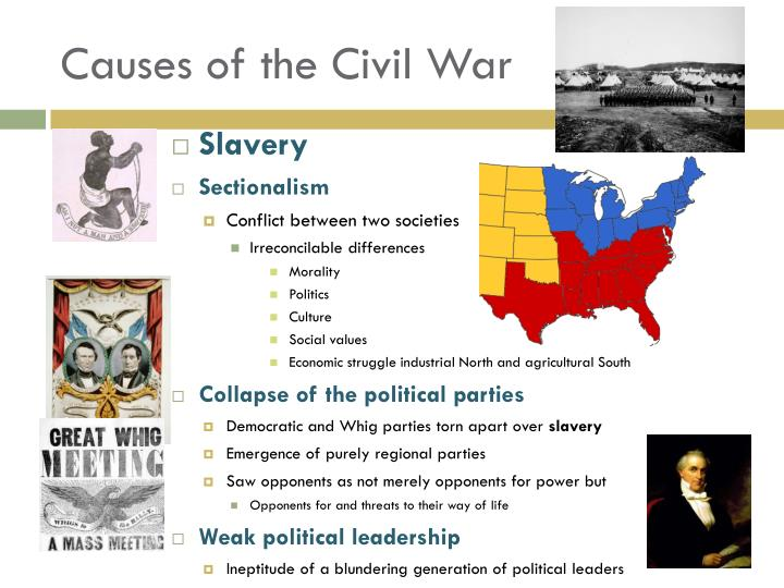 Events Leading Southern Secession