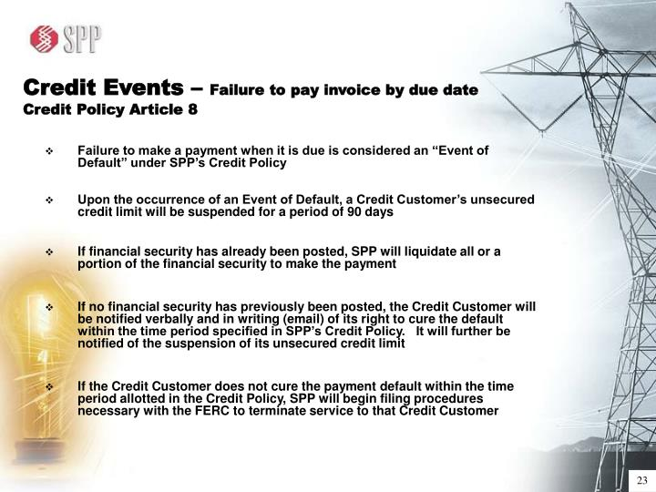 Event 902 Security Spp