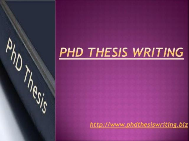 Writing ph d thesis Custom paper Service aipaperefdq ferjelicio us writing ph d thesis The general idea  a thesis is a hypothesis or  conjecture a