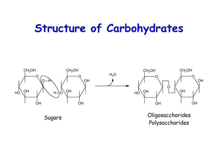 condensation of carbohydrates - 720×540
