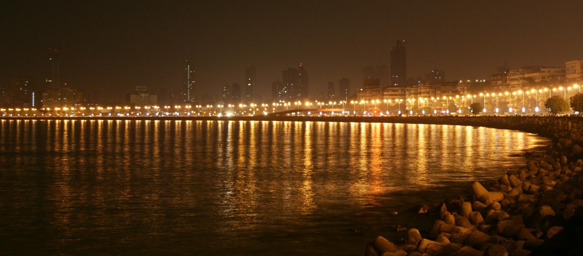 Marine Drive Mumbai Photos Images And Wallpapers Hd